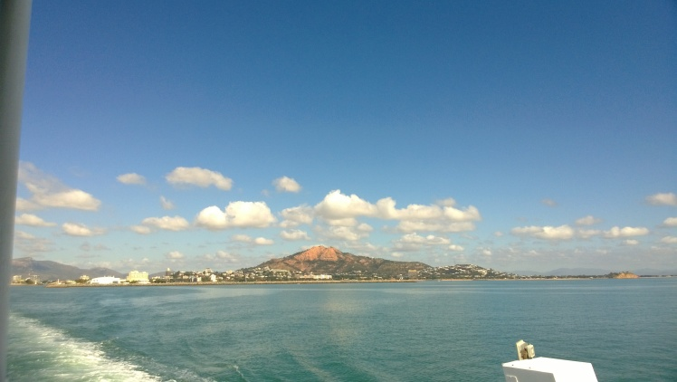 Great view of Townsville