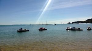 Horseshoe Bay Maggie Island