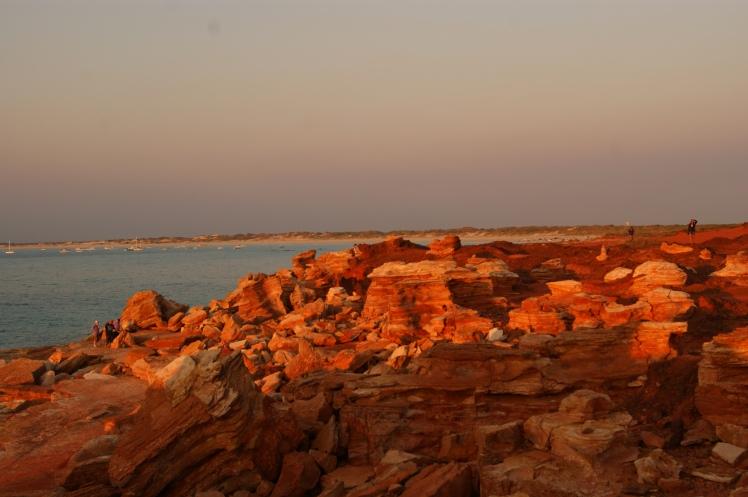 Gantheaume Point viewing spot
