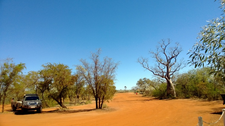 Kimberley colours