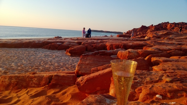 Western beach Cape Leveque