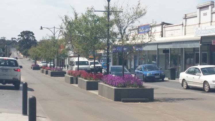 Downtown Katanning